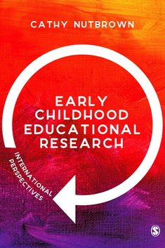 """Read """"Early Childhood Educational Research International Perspectives"""" by Cathy Nutbrown available from Rakuten Kobo. Early Childhood educational research is a constantly evolving field. This book brings together Cathy Nutbrown's consider. Research Methods, Research Projects, Psychology Posters, Early Years Teacher, Student Guide, Teacher Books, International School, Early Childhood Education, School Counseling"""