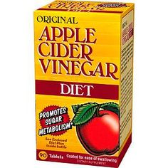 Buy Nature's Bounty Original Apple Cider Vinegar Diet, Tablets with free shipping on orders over $35, low prices & product reviews | drugstore.com