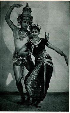 Tara Chaudhri and Ram Gopal in 1945. Photo: Special Arrangement