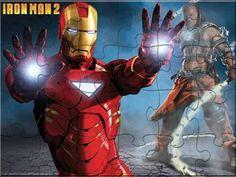 Quebra-Cabeça Homem de Ferro 2!