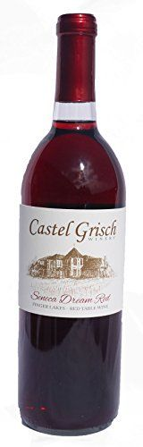 NV Castel Grisch Seneca Dream Red Finger Lakes 750 mL -- Details can be found by clicking on the image.