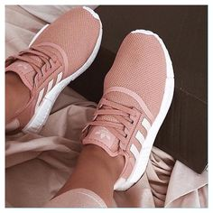 Pink adidas shoes I really want these trainers