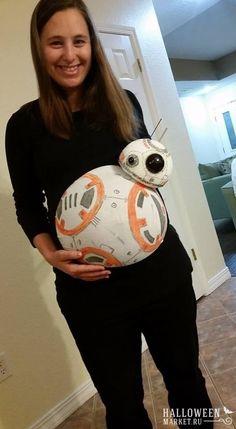 #costume #halloweenmarket #halloween #pragnant  #беременность #костюм Костюм на хэллоуин для беременной (фото)