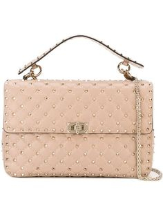 Valentino Garavani 'Rockstud Spike' crossbody bag #valentino #crossbody #handbag #accessories