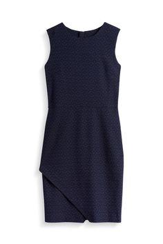 Stitch Fix Fall Styles: Textured Ponte Knit Dress
