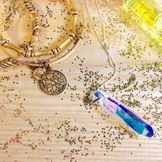 These are a few of our favorite things   ALEX AND ANI Crystal Infusion Necklaces, Mom Expandable Charm Bangle