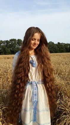 Down Hairstyles, Pretty Hairstyles, Girl Hairstyles, Curls For Long Hair, Big Hair, Beautiful Long Hair, Gorgeous Hair, Really Long Hair, Shiny Hair