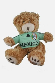 Mexico Fifa Soccer World Cup Small 10 Jersey Bear. New by LITTLE BEARS >>> Details can be found by clicking on the photo. (This is an affiliate link). Soccer Video Games, Fifa Ps4, Soccer World, World Cup, Mexico, Football, Link, Teddy Bears, American Football