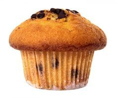 Chocolate Chip Muffin Cup Cake Closeup Stock Photo (Edit Now) 336829601 Chocolate Chip Muffins, Muffin Cups, Tapas, Food Porn, Food And Drink, Snacks, Breakfast, Desserts, Cup Cakes