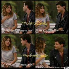 Violetta et Diego