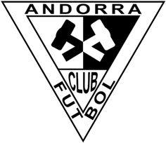 Football(soccer) logo A. ADRA with kit. Shirt with logo (badge). Andorra, Logo Search, Soccer Logo, Aragon, Club, Badge, Football, Logos, Spain