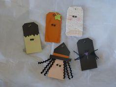 17 Darling Halloween Paper Craft Tutorials - Tip Junkie