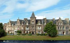 Straithness House bed and breakfast inn, Inverness, Scotland