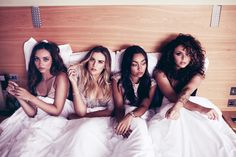 Little Mix: Fault Magazine