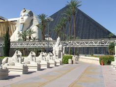 The Luxor - Las Vega