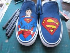 tips for painting shoes