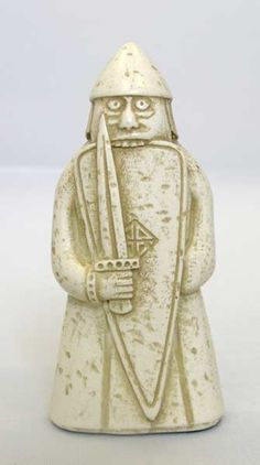 The story of this medieval chess piece is as amazing as the piece is beautiful