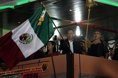 Cuautlancingo celebró en grande fiesta patria
