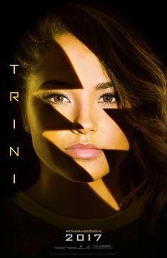 Power Rangers Movie - Trini (Becky G)