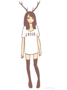 loser by cyberl0ve.deviantart.com on @DeviantArt