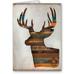 The Virginia Den Collection is a masculine, modern rustic original art assemblage featuring deer with antlers created from salvaged wood and industrial metal. Deer Head Silhouette, Silhouette Art, Deer Art, Oh Deer, Pallet Art, Modern Rustic, Rustic White, Wood Wall Art, Decoration