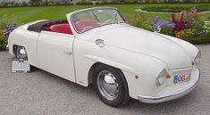 Rometsch-VW Model Beeskow, 1956