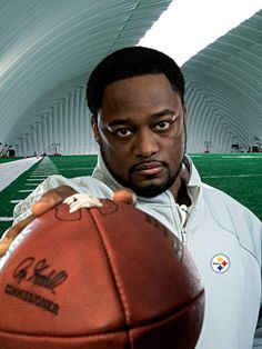 Mike Tomlin-coolest coach ever
