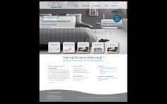 Slaapwinkel slaapcomfort webdesign