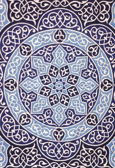 I went to a quilt show this past weekend in downtown Grand Rapids and while many of the quilts were impressive, the Egyptian quilts stood ou. Arabesque Pattern, Islamic Patterns, Arabic Art, Turkish Art, Islamic Art, Pattern Art, Textures Patterns, Quilting Designs, Line Art