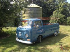 1970 vw single cab pictures - Google Search