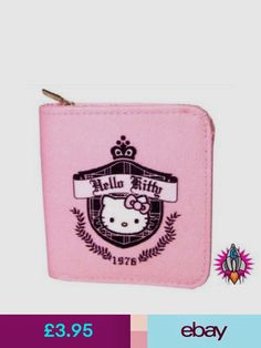 22a24b98f9 Hello Kitty Metal Clip Coin Wallet pink or red   Details can be found by  clicking on the image.Note It is affiliate link to Amazon.