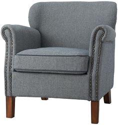 "Emmett Chair $320. 29.5""H x 27.5""W x 30.5""D"