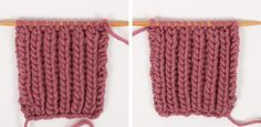 Drops Design, Opposite Colors, Point Mousse, Edge Stitch, Garter Stitch, Different Patterns, Knitting Yarn, Cable Knit, Crochet