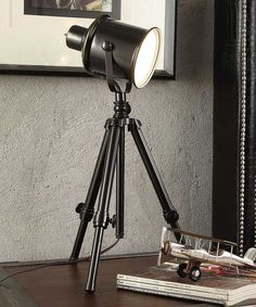 Another great find on #zulily! Williamson Adjustable Industrial Table Lamp by HomeBelle #zulilyfinds