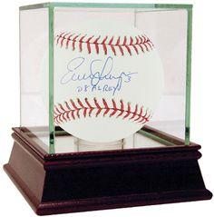 Evan Longoria MLB Baseball w/ '08 AL ROY' Incs. (MLB Auth)