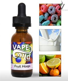 E-liquid And Its New Variations Released in The Market!
