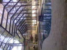 Screened Pool area