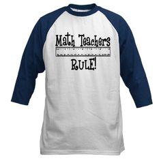 Math Teachers Rule!