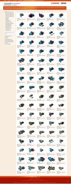 Pump Web Design Portfolio