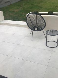 Garden Slabs, Garden Tiles, Patio Slabs, Patio Tiles, Garden Floor, Garden Bar, Fruit Garden, Back Garden Design, Modern Garden Design