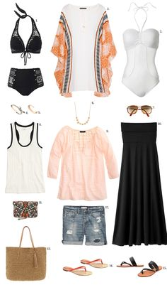 What to Wear on a Long Weekend in Mexico | Outfituation.com