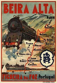 Portugal, 1920 | Beira Alta