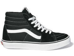 Vans Sk8-Hi Canvas black/white