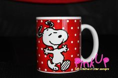 Caneca Snoopy  #PinkUpCustom #Presente #personalizado #Caneca #Ceramica #Porcelana #Chinelo #Casamento #Aniversário #Batizado #Chadebebe #chabar #brinde #evento #festa