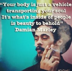 Damian Marley Quote                                                                                                                                                     More