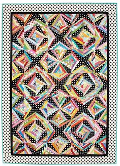 Bed-Size Quilt Pattern