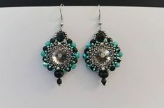 Check out this item in my Etsy shop https://www.etsy.com/listing/602357387/elegant-earrings