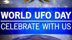 Disclose.tv Wishes Everybody A Happy World UFO Day! Every Year On July 2nd!