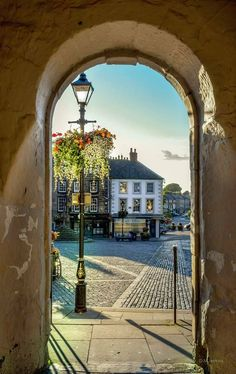 Beautiful Alnwick , Northumberland . Northumberland England, England Ireland, Great North, North East England, Northern England, Famous Castles, English Countryside, Holiday Travel, Britain