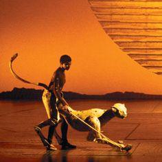 Lion king cheetah puppet - photo#3